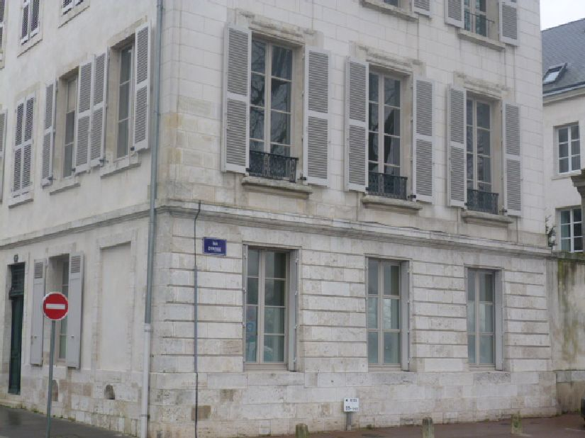 Vente appartement orleans plein centre bord de loire for Achat part maison