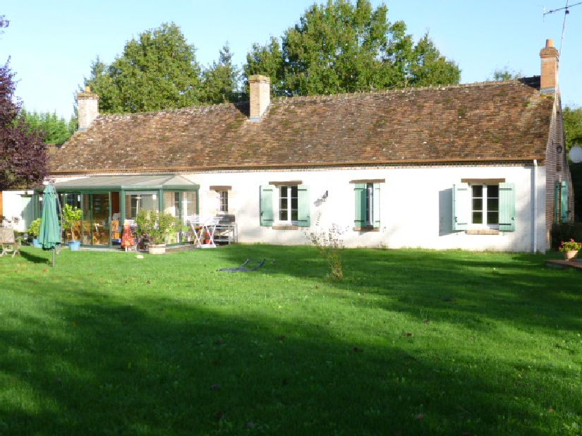 Vente long re sologne 20 mn de lamotte et d olivet 6 for Achat part maison